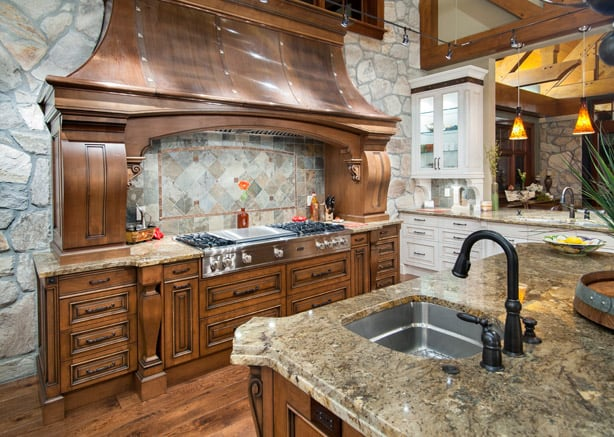 Custom Cabinetry Old World Kitchens Custom Cabinets